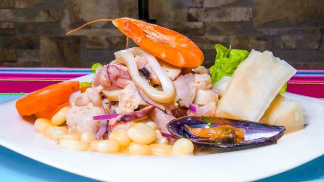 Ceviche mixto - Mis Tradiciones II, Madrid