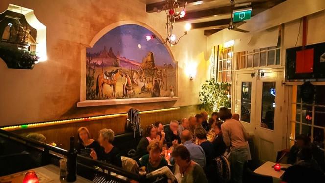 Het restaurant - St. George, Amsterdam
