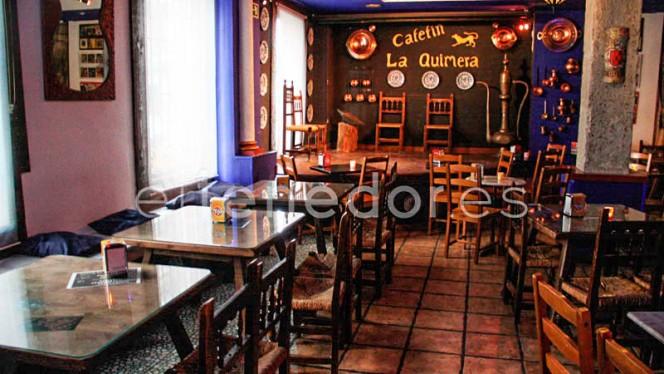 la sala - La Quimera, Madrid