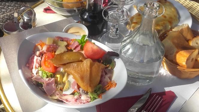 Suggestion de plat - Le Royal, Paris