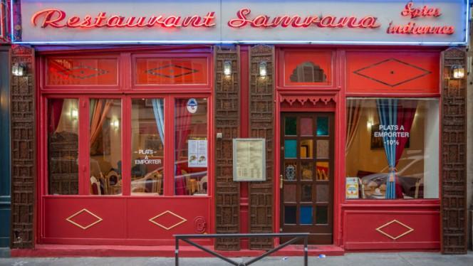 Devanture - Samrana, Paris