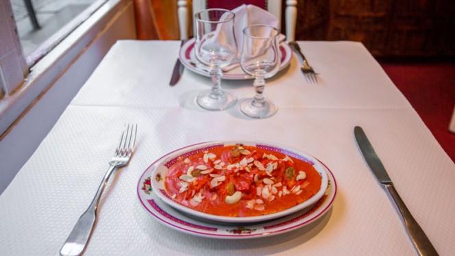 Suggestion du chef - Samrana, Paris