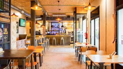 Burger 10, Madrid