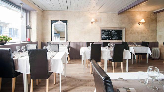 Vue de la salle - La Table de Papa, Bordeaux