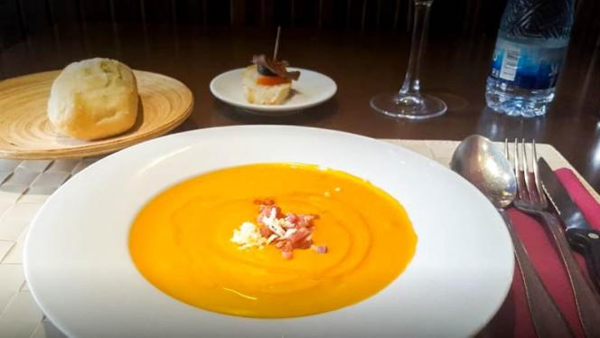 Sugerencia del chef - Taberna Atípica Legazpi, Madrid