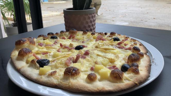 pizza - La Pizza des Cocotiers, Martigues