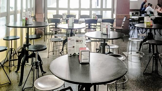 Cafetería - El Rescoldo, Getafe