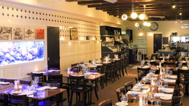 restaurant - Visrestaurant Lucius, Amsterdam