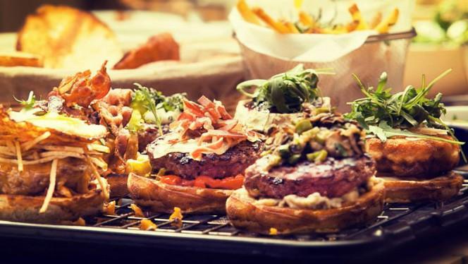 sugerencia hamburguesas - Nice People, Bread & Burger, Barcelona