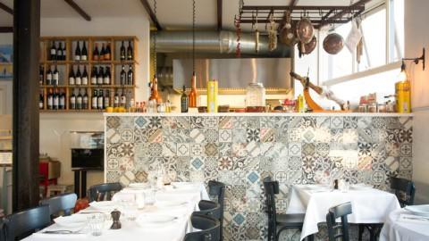 Restaurant Tasca, The Hague