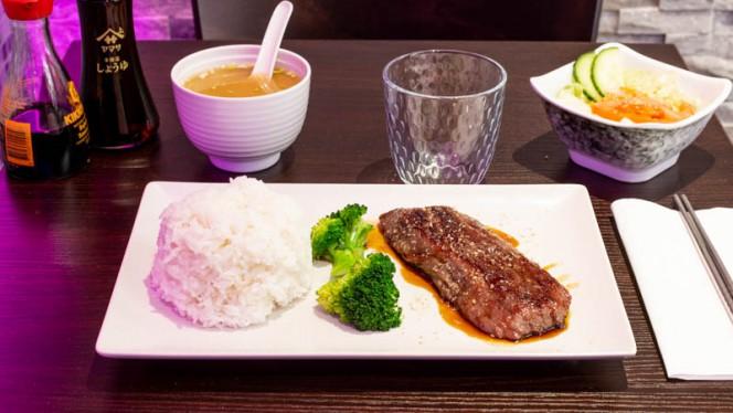 Suggestion du chef - Japohawai, Paris