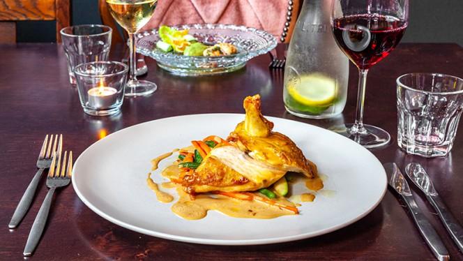 Suggestie van de chef - ´t Koetshuys restaurant & bar Groningen, Groningen
