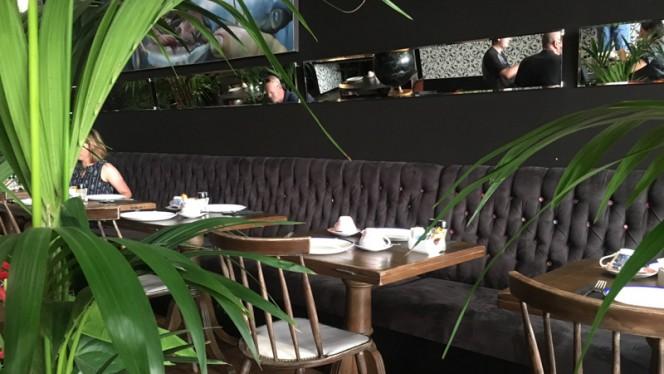 Sala do restaurante - Restaurante Bistrôa (Um Clássico Português), Lisbon