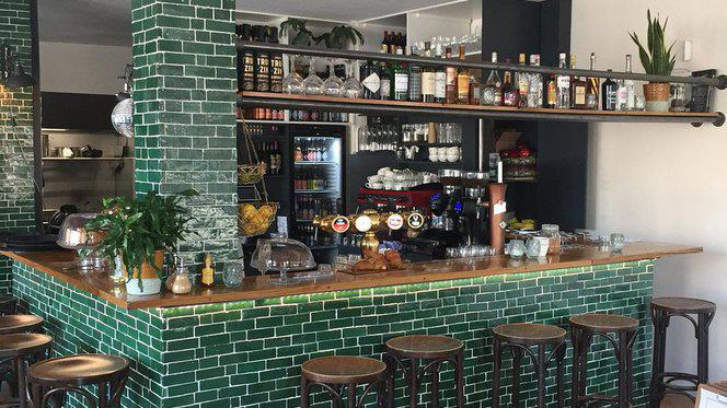 Restaurant - Cafe Beis, Amsterdam