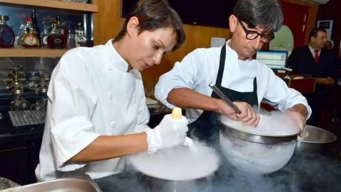 Gelato estemporaneo - Cucina Tascabile, Grosseto