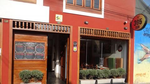 305 Sur, Lima