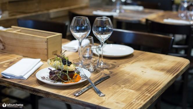 Suggestion de plat - Le Bistrot du Potager #2, Lyon