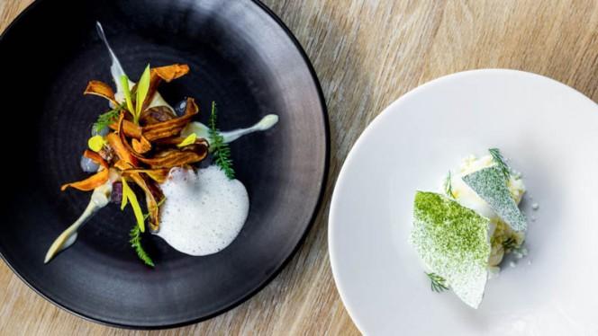 Suggestie van de chef - Restaurant Bøg, Den Haag