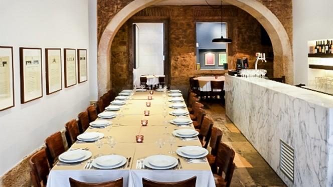 sala - S Restaurante, Lisboa