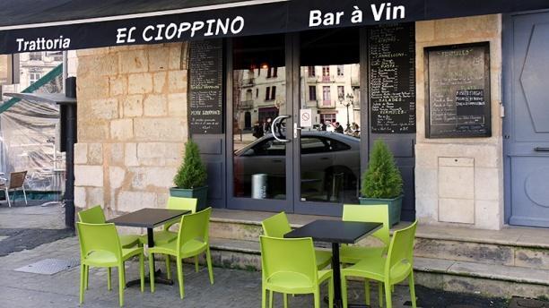 El Cioppino, Bordeaux
