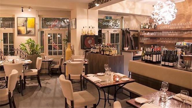 Restaurant - De Heeren Van Leeuw, Utrecht