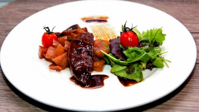 Suggestion du Chef - L'Endroit Resto-Club, Marseille