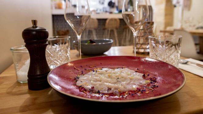 Suggestion de plat - CRU Restaurant-Bar à Tartares, Bordeaux