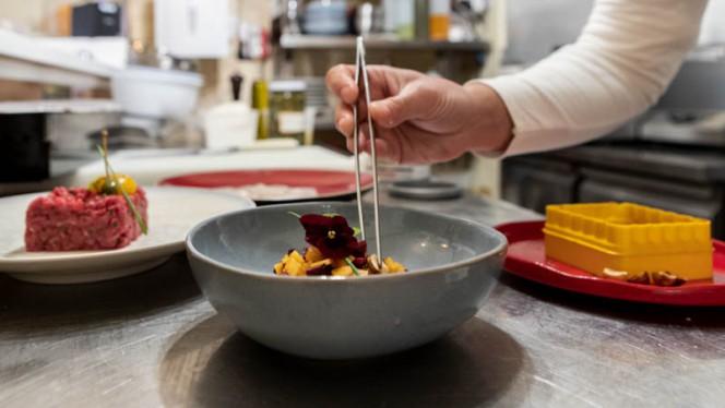 Suggestion du Chef - CRU Restaurant-Bar à Tartares, Bordeaux