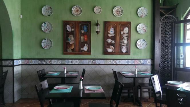 Vista sala - La Pepa Arroz y Bar, Cádiz