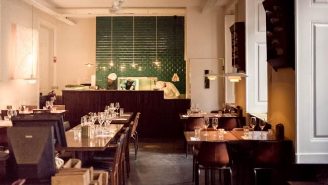 Dining room - The Decadente Restaurante & Bar, Lisboa