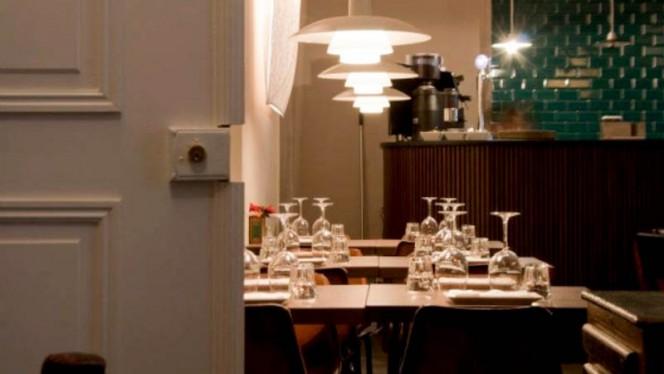 Mesa - The Decadente Restaurante & Bar, Lisboa