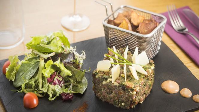 Suggestion de plat - Le Novo - Burgers . Tartares . Tapas, Aix-en-Provence