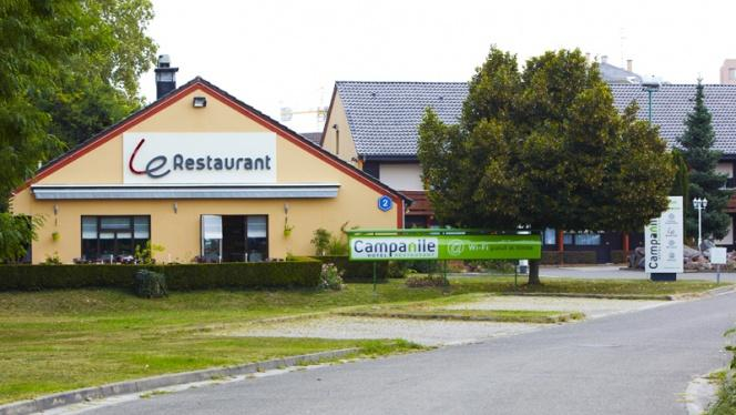 Extérieur - Campanile Strasbourg - Lingolsheim, Lingolsheim