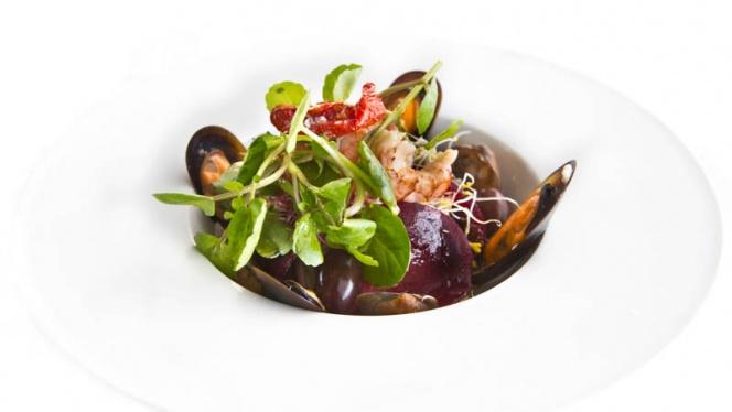 Sugerencia del chef - Barítimo, Barcelona