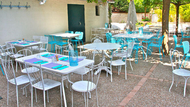 terrasse - Le Chacha, Toulouse