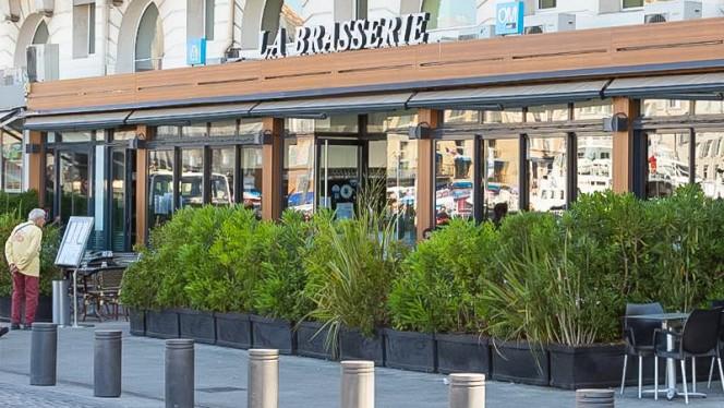 Fotos nuevas - La Brasserie du port, OM Café, Marseille