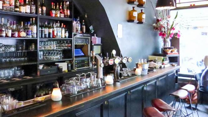 Restaurant - De Vergulde Gaper, Amsterdam