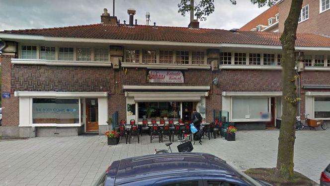 Restaurant - Eetcafé Kim, Amsterdam