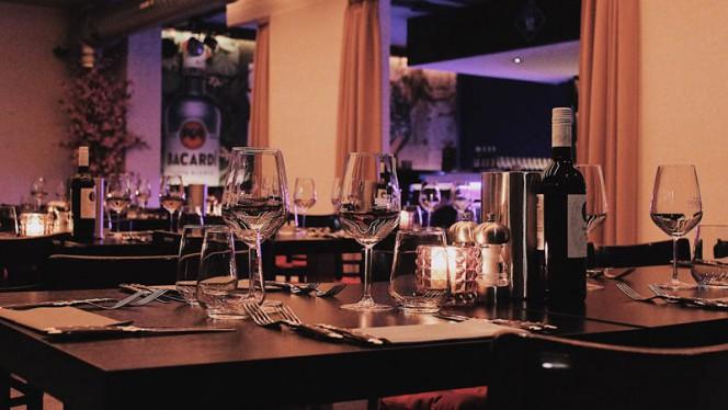 Het restaurant - Bar Restaurant Miss Molly, Amsterdam