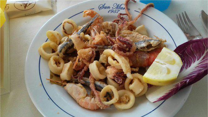 Suggerimento dello chef - San Marco 1957, Sestri Levante