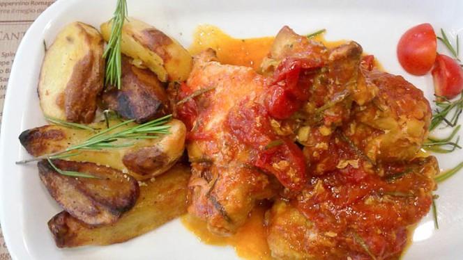 Suggermento dello chef - Passatelli & Giove, Faenza