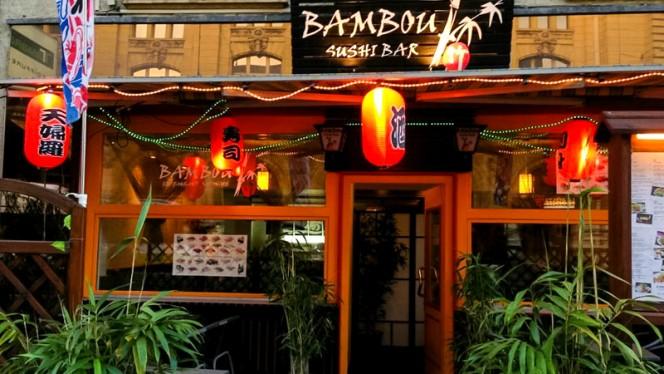 Devanture - Bambou Sushi Bar - Neuchâtel, Neuchâtel