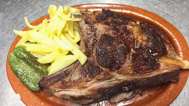 Sugerencia del chef - La Fuente, Madrid