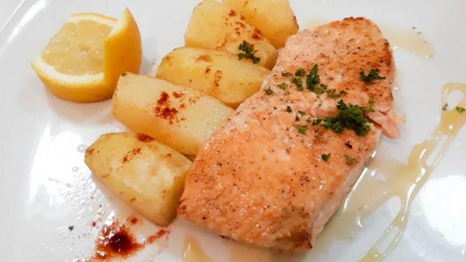 Suggestion de plat - My Madou fish & Seafood,