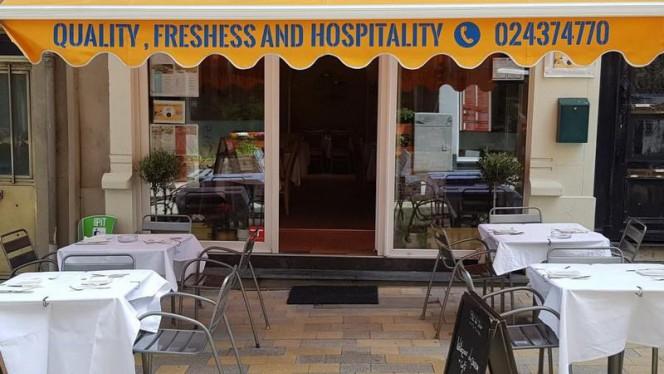 Terrasse 2 - My Madou fish & Seafood,