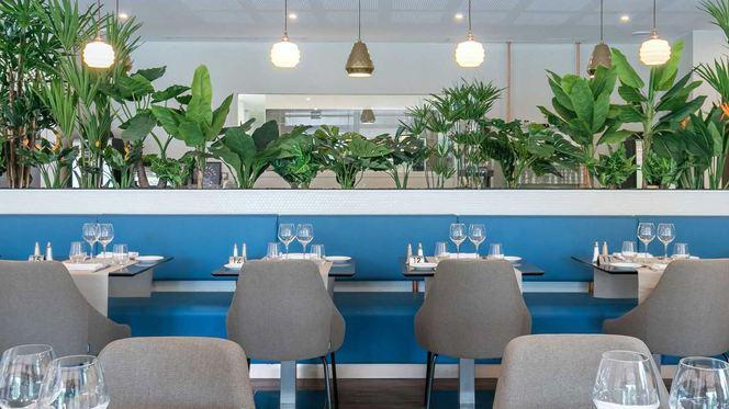 Interieur - Hôtel - Restaurant BIRDY, Aix-en-Provence