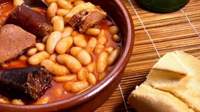 sugerencias del chef - Sidrería A Cañada - Lavapiés, Madrid