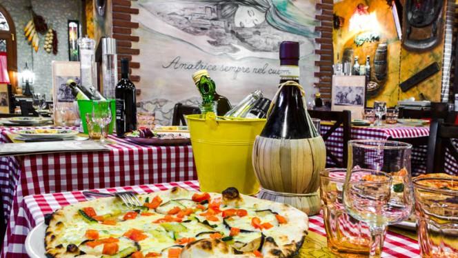 Lo stile - La Taverna  bisteccheria pizzeria, Rome