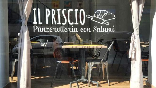 Vetrina - Il Priscio, Milan