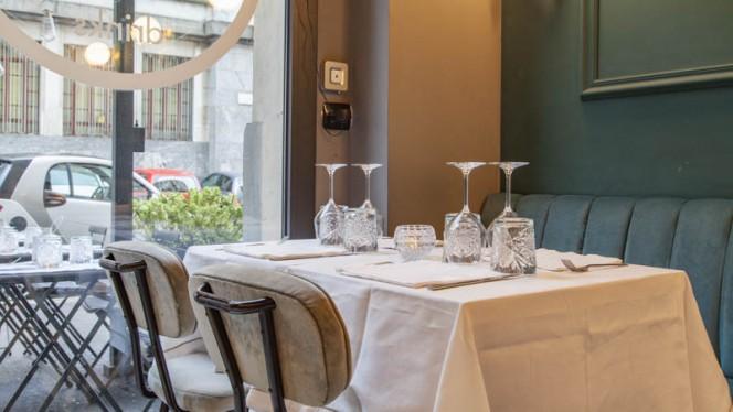 Vista sala - A Milano Caribbean Food & Drinks, Milan